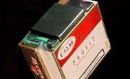 Film retractable pour sceller les boîtes
