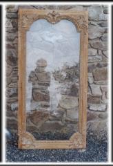 Boiseries - Modèle original d'une porte de