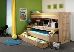 Meubles en bois de Chambre d'enfant