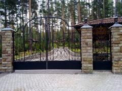 Barrière porte