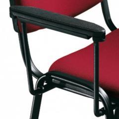 Chaises visiteurs et réunion - Visit+ accoudoirs adaptable