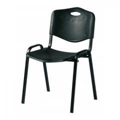 Chaises visiteurs et réunion - Visit+ chaise 4 pieds polypro