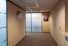 Cloisons de bureau en verre Ordin-Access