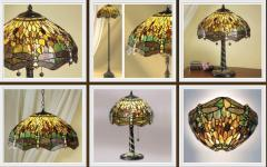 Luminaires - Lampes Tiffany