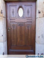 Portes exterieures Platteau