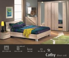 Chambre à coucher Cathy