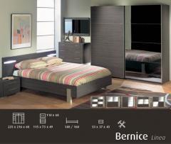 Chambre à coucher Bernice