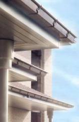 Planchettes (cloison - sol - plafond), profils