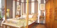 Meubles de chambre a coucher Directoire de Herve