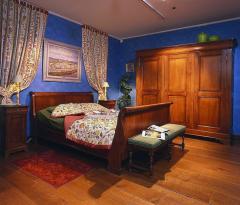 Meubles de chambre a coucher Louis-Philippe