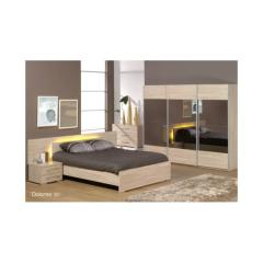 Chambre contemporaine Bau Dol