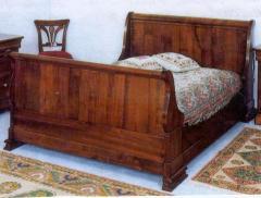 Lin en bois sur mesure R303