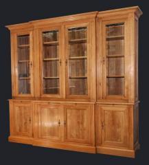 Bibliothèques - 001-po - bibliotheque sur mesure
