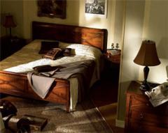 Meubles de chambre a coucher en bois