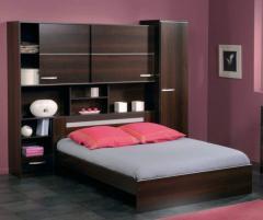 Chambre à coucher complète NOVA Pont de lit