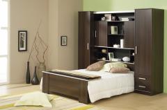 Chambre à coucher complète JORDY