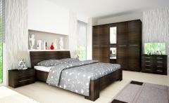 Chambre à coucher complète Risa