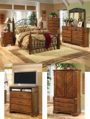 Furniture - Bedroom sets - Ref: B01
