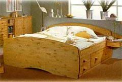 Meubles de chambre a coucher Adulte - Le Lit Modulaire Komfortabel