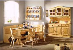 Meuble en pin scandinave - Idées de salle à manger complètes - Salle à manger Giornio