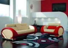 Meubles de salon Panama 3+1+1 et 3+2