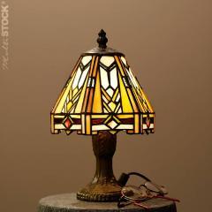Lampe petite tiffany : Art-déco
