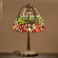 Lampe petite tiffany 9314