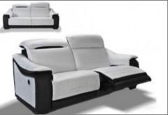 Meubles de salon au cuir - Relax électrique