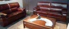 Superbe Salon 3+2 (cuir buffle)