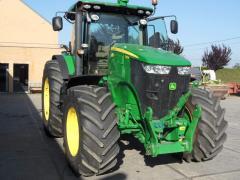 Tracteur JOHN DEERE 7215 R AP