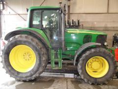 Tracteur JOHN DEERE 6920TLS