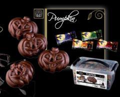 Bonbons au chocolat Pumpkin