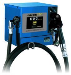 Self-priming vane pump