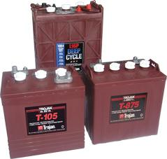 Traditional Batteries