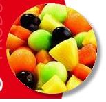 Frozen Exotic fruit