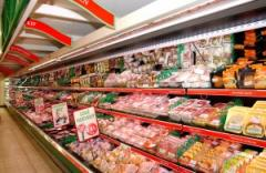 Meubles pour supermarchés
