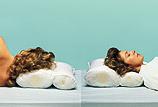 Les oreillers spéciaux Asymetric