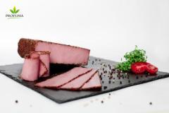 Poitrine de bœuf fumée  Pastrami poivre