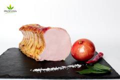 Kassler de porc avec os