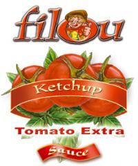 Sauce Ketchup  Filou