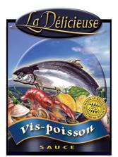 Sauce La délicieuse Vis-poisson
