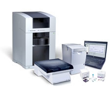 Electrophoresis products from Agilent Technologies