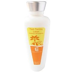 Flash tanning lotion