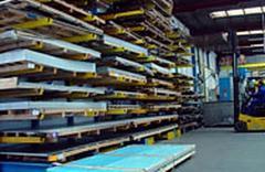 Tôle d'aluminium qualité standard