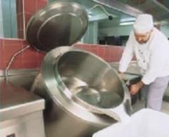 Les grandes cuisines