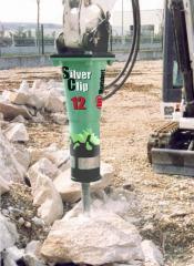 Hydraulic rippers