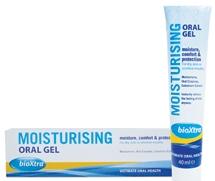 Moisturising oral gel