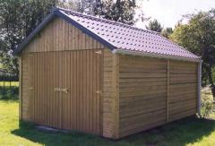 Garage simple ( 1 voiture )