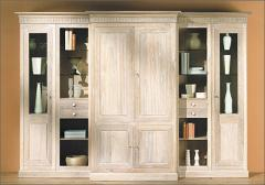 Oak furniture. The collection