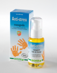 Antistress massage oil